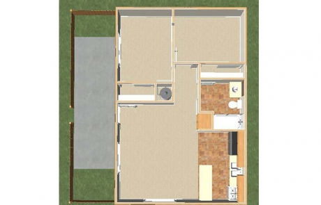 desert dunes floorplan unfurnished