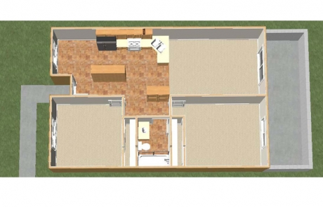 desert gardens floorplan unfurnished