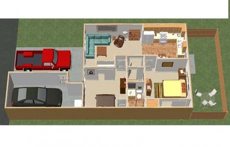 desert meadows 2bd floorplan garage hesperia