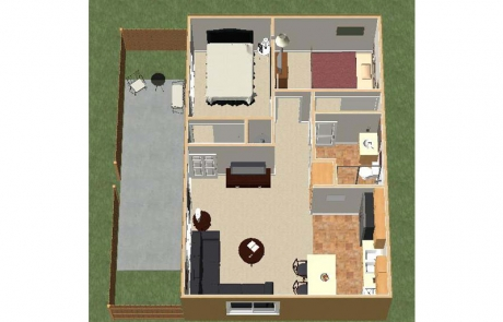 desert nights floorplan 1bd patio hesperia