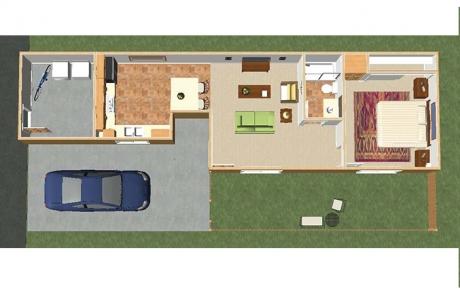 desert oasis floorplan 1bd hesperia apartments