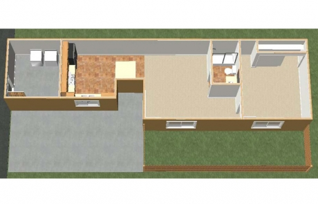 desert palms floorplan