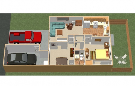 desert winds floor plan