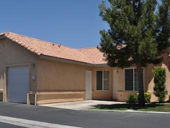 desert hacienda apartments exterior 2