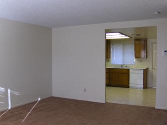 desert terrace apartments livingroom