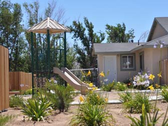 desert dunes apartments playground