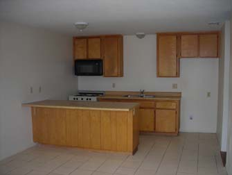desert dunes apartments kitchen
