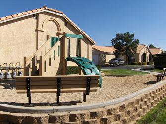 desert villas apartments playground hesperia