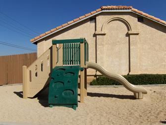 desert villas apartments playground