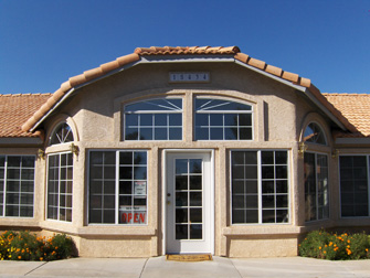 desert villas apartments office