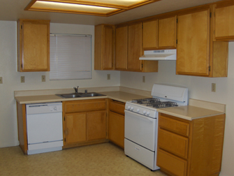 desert winds apartments kitchen