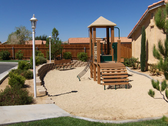 desert breeze apartments playground