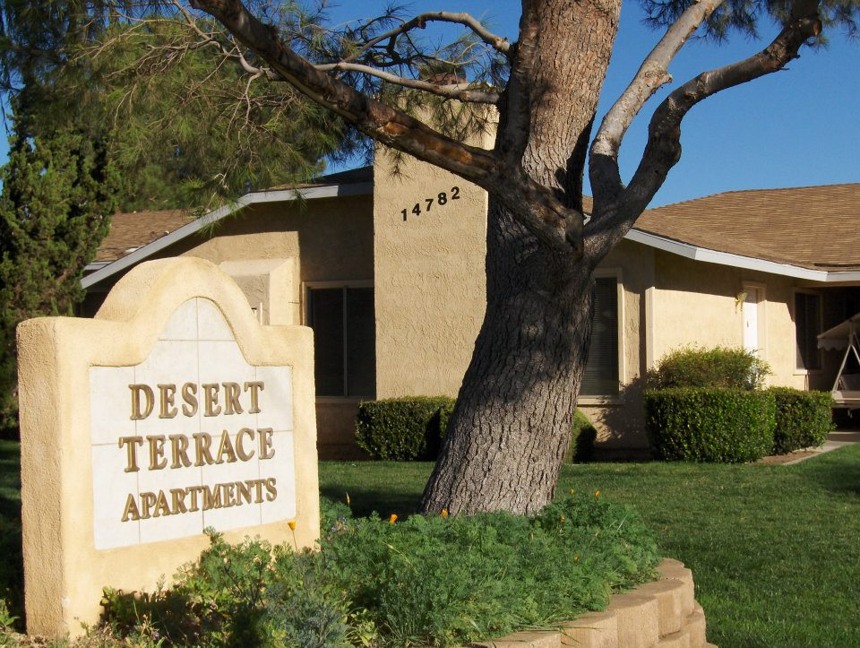 desert terrace apartments hesperia ca
